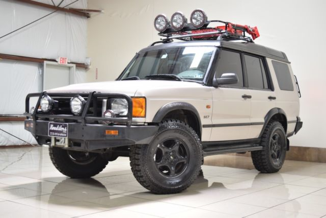 2003 Rover Custom Discovery Land