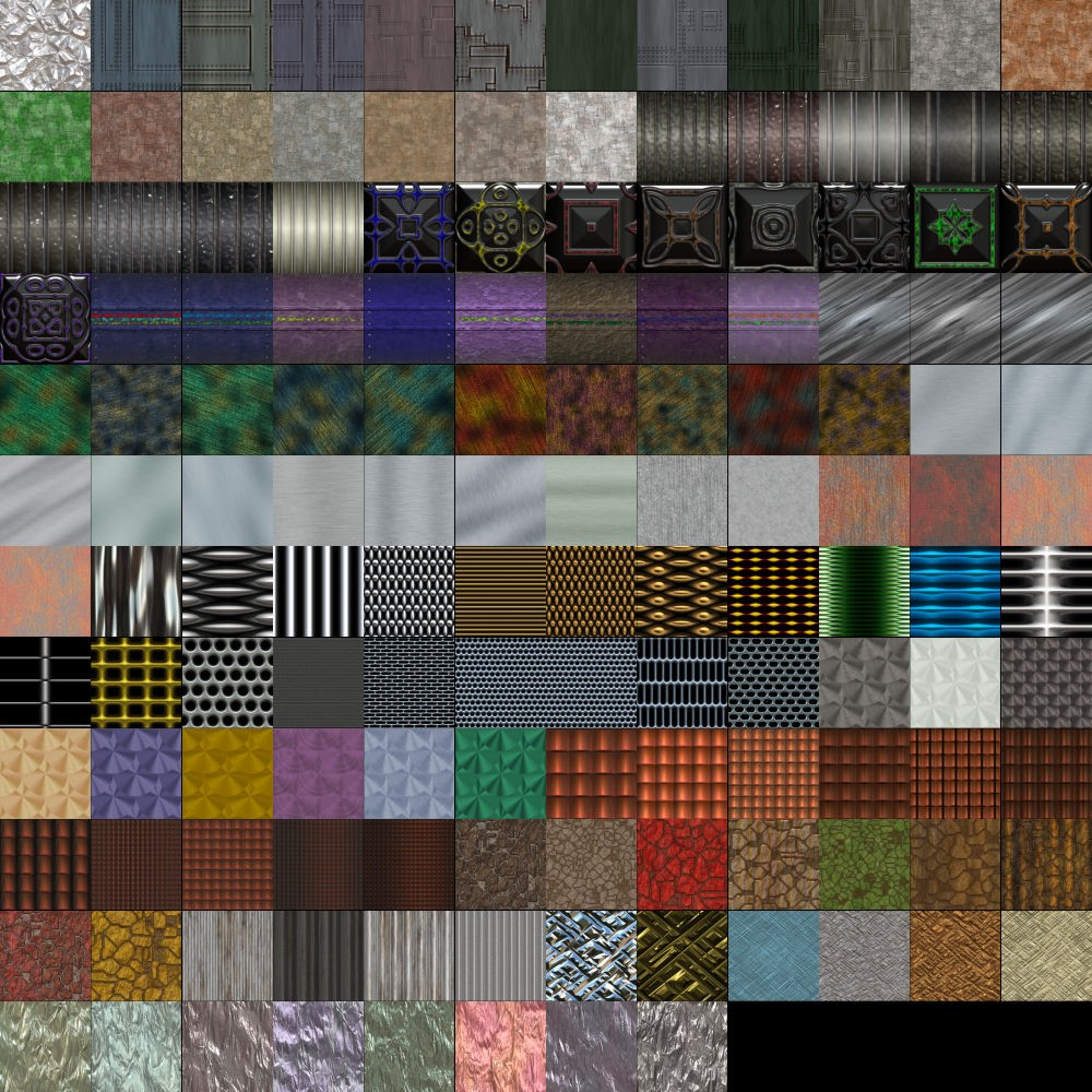 Textures Unleashed Pro Volume 13: Metal II
