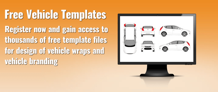 free vehicle templates download account