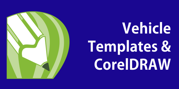 Importing AI Vehicle Template Files into CorelDRAW