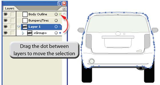 Preparing Vehicle Templates in Adobe Illustrator and Adobe – Van Wrap Template