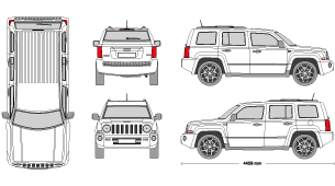 A Perfect Dozen New Vehicle Templates - Vehicle Templates Unleashed