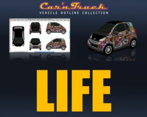 Vehicle Templates Lifetime Subscription