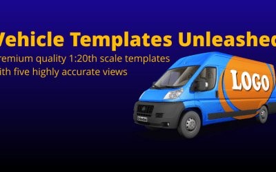 Vehicle Templates Unleashed Now on Facebook