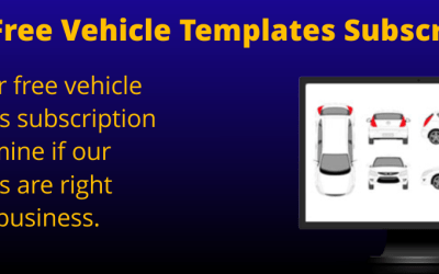 Using Free Vehicle Templates Subscription
