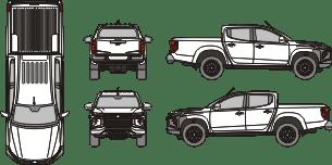 MITSUBISHI-L200-2020