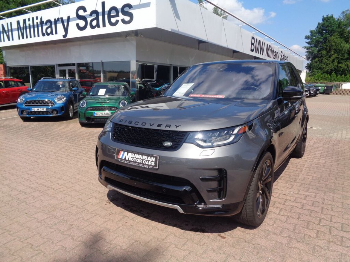 2018 Land Rover Discovery HSE Luxury - photo 1