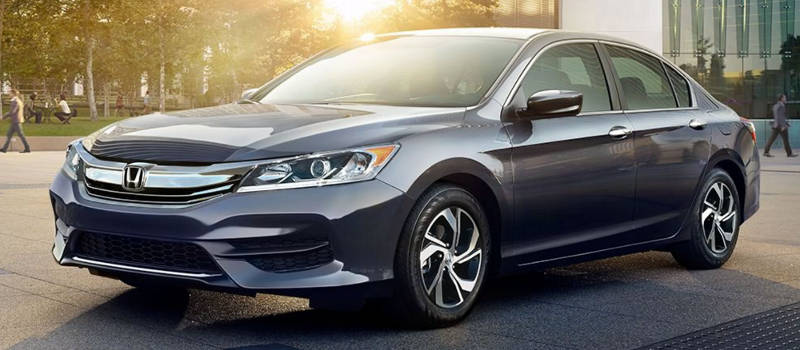 Review of the 2017 Honda Accord