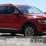 Photo of red 2018 Volkswagen Tiguan