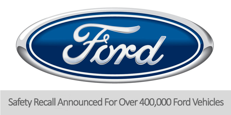 Ford logo on white background.