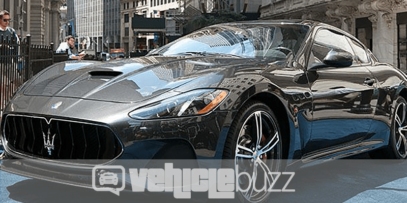 photo of Maserati parked