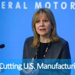 GM CEO Announces Company Will Cut US Manufacturing Over Next 3 Years