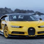 2018 Bugatti Chiron Arrives In The U.S.