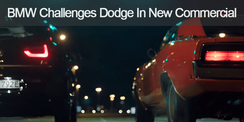 video still of new 2018 BMW i3 commercial