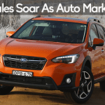 Subaru Breaks Sales Record While U.S. Automakers Struggle In 2017
