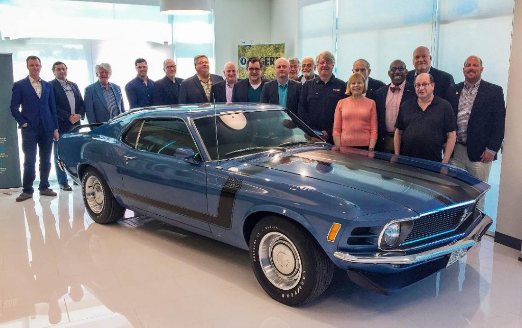 The professional automotive appraisers who are members of The Automotive Specialties Group