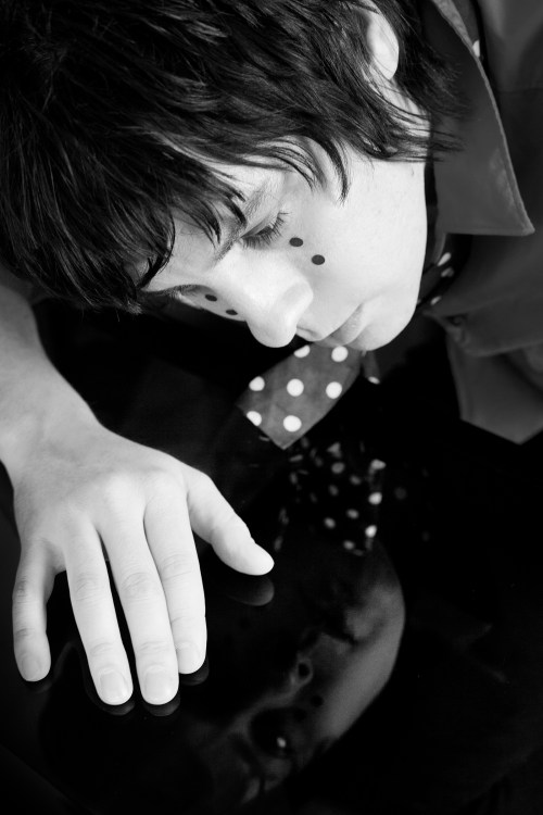 Johnny Jewel of Chromatics, Desire, Glass Candy, Symmetry, etc. Photo Credit: Italians Do It Better.