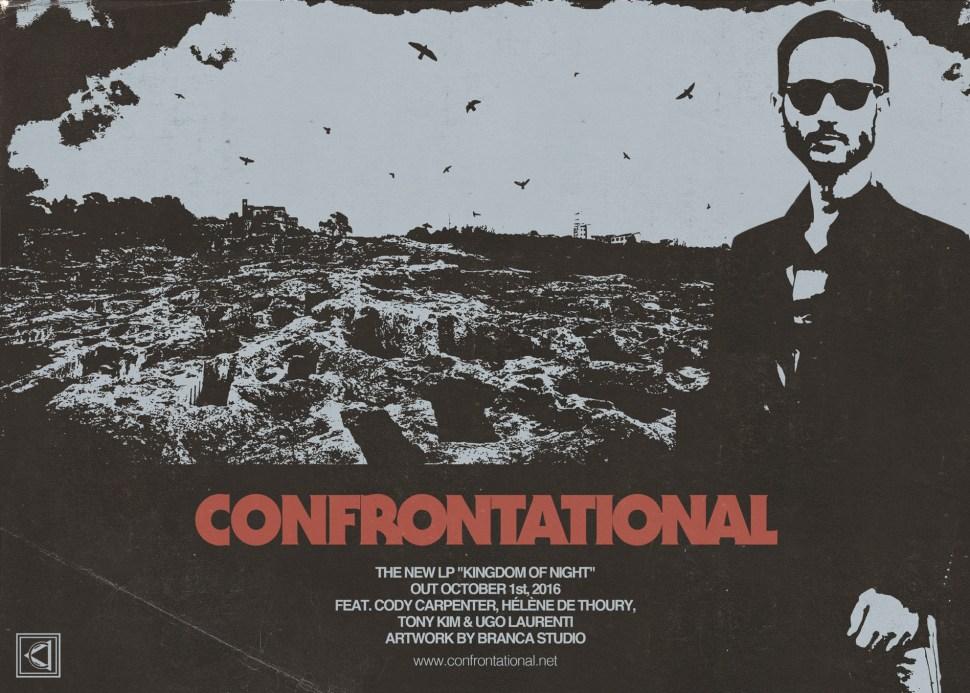 Poster by Branca Studio.