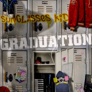 Cover art for Sunglasses Kid's 'Graduation.'