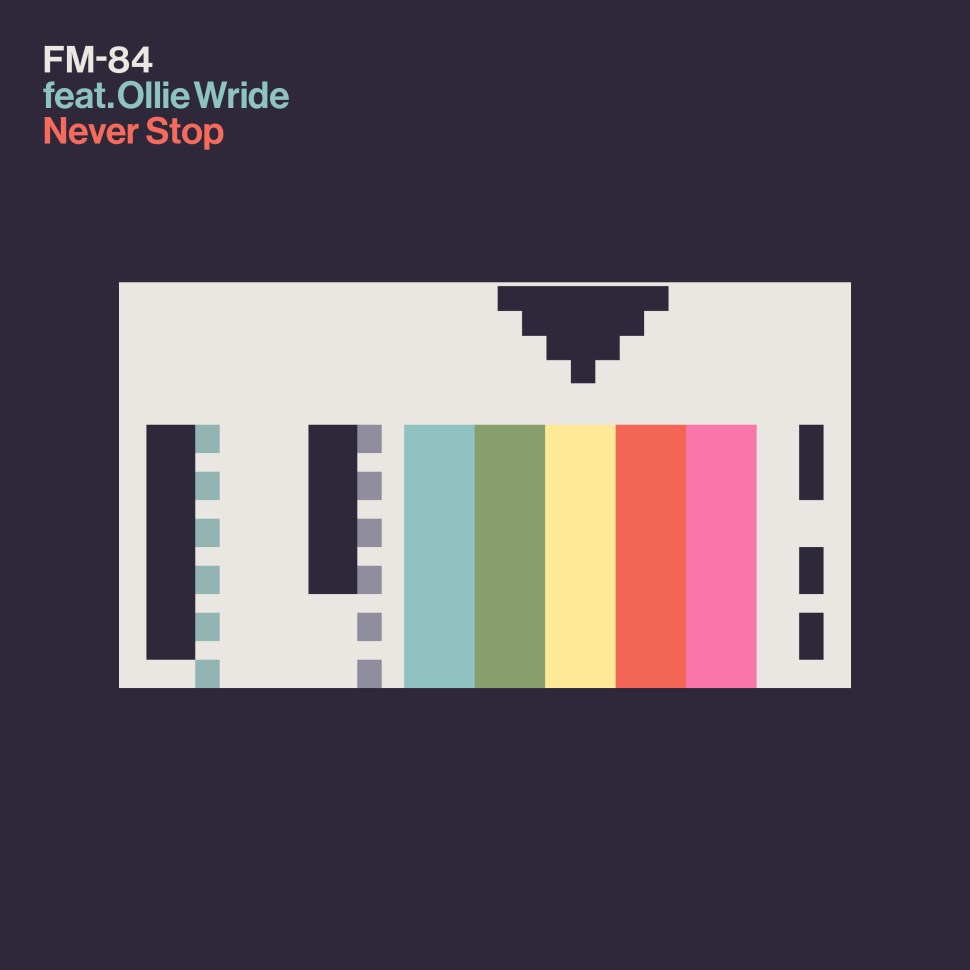 FM-84 ollie wride Never stop