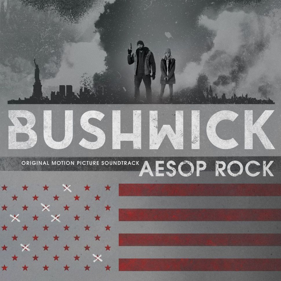 Bushwick movie Aesop Rock