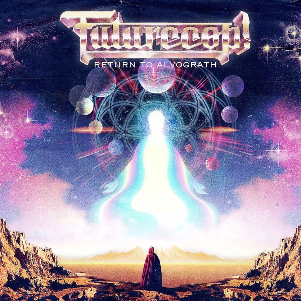 futurecop cover