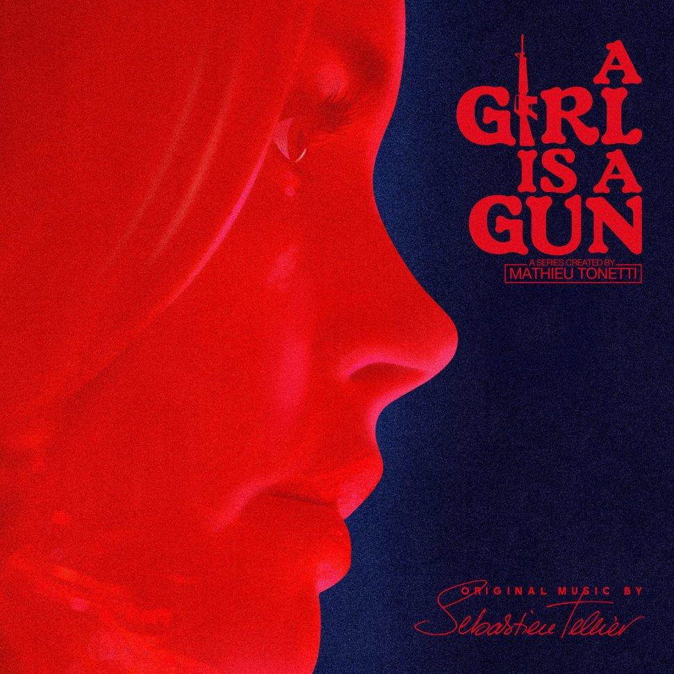 A Girl Is a Gun cover.