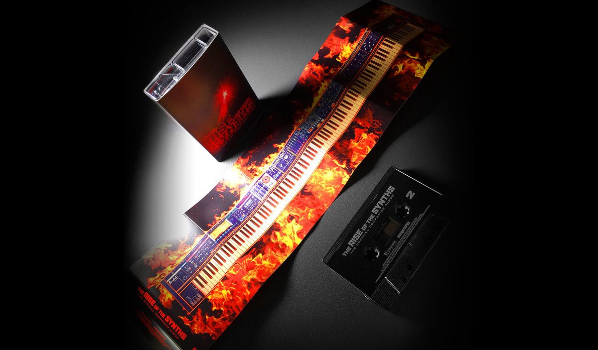 The Rise Of The Synths Official Companion Album Is Out Today