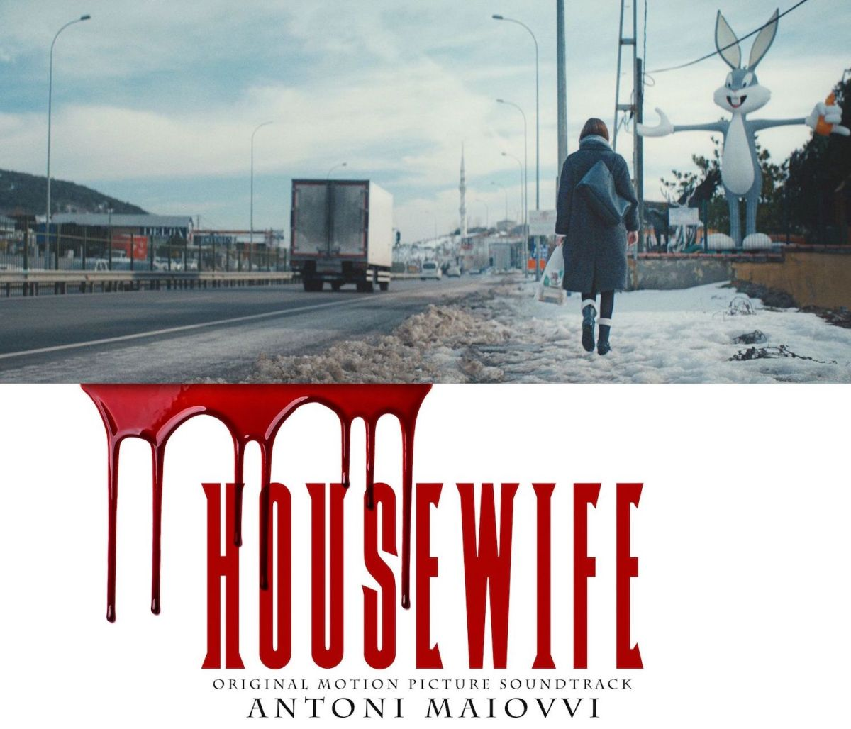 PREMIERE: Disco Theme from Antoni Maiovvi's 'Housewife' Score
