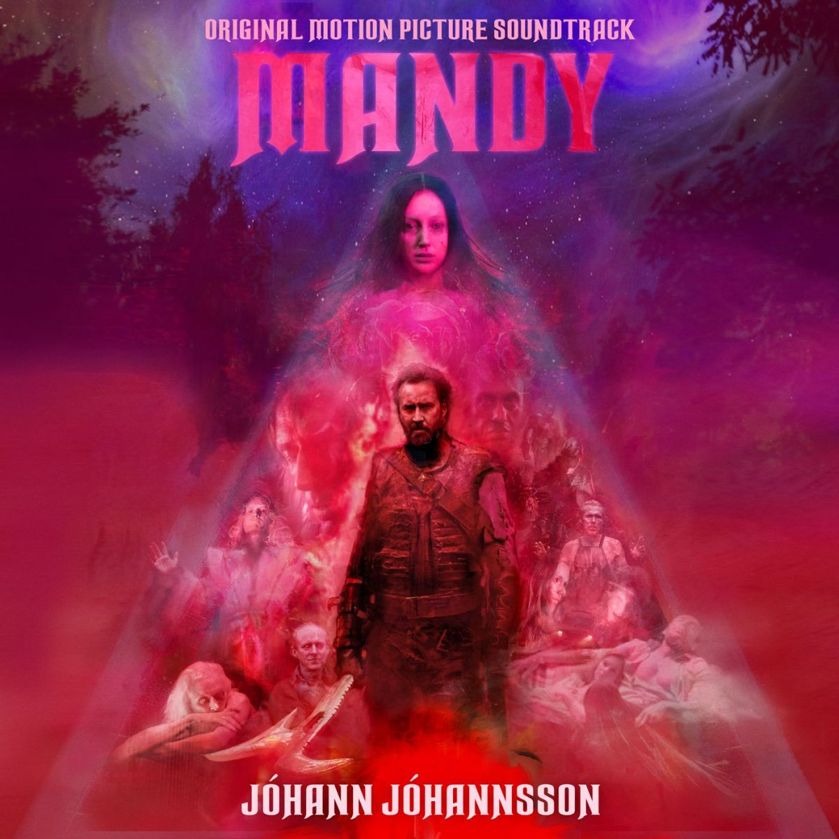 Johann Johannsson's Incredible 'Mandy' Soundtrack