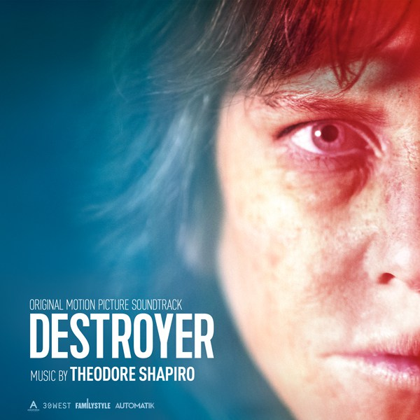 theodore shapiro - destroyer