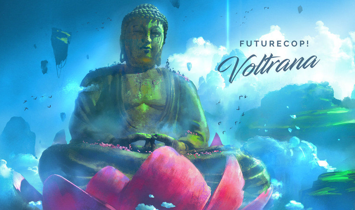 'Voltrana' Is Futurecop!'s Grandest Statement