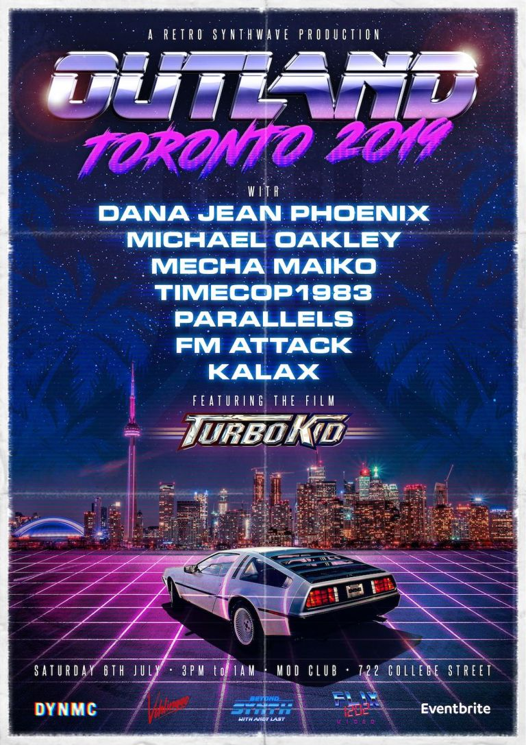 outland toronto 2019 bands
