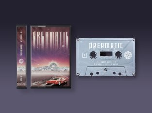 fm attack dreamatic cassette