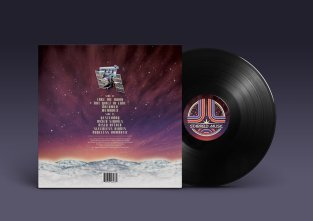 fm attack dreamatic vinyl back