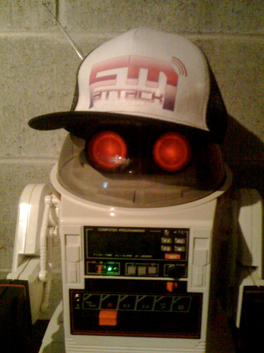 fm attack robot