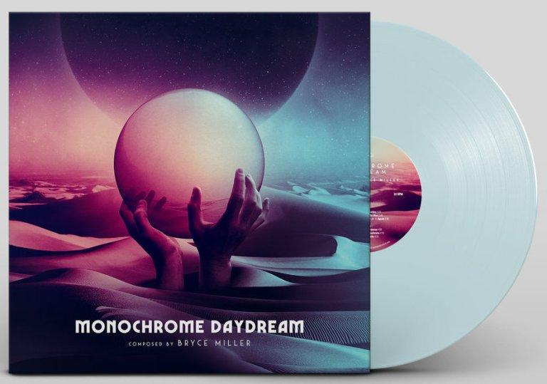 bryce miller vinyl cover monochrome daydream