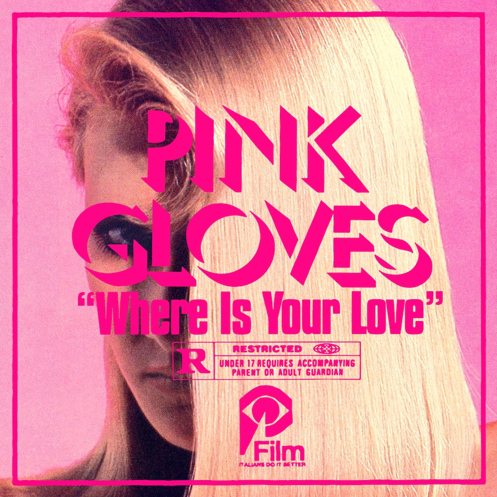 pink gloves where is your love