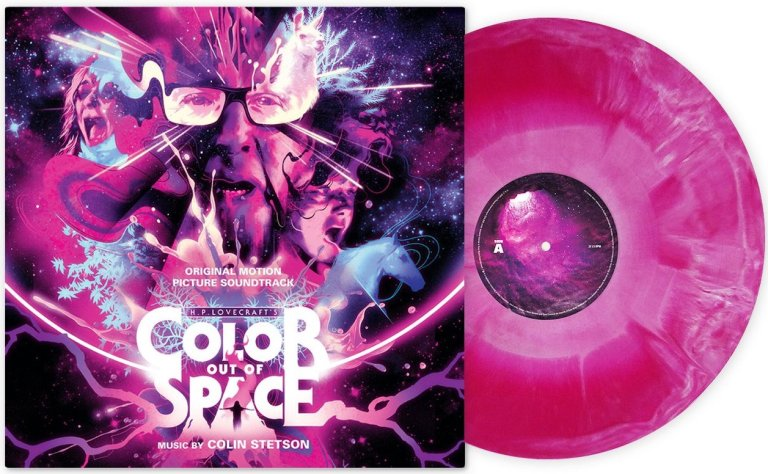 color out of space score vinyl colin stetson soundtrack