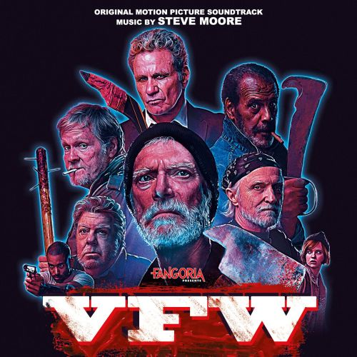 VFW soundtrack lakeshore steve moore joe begos