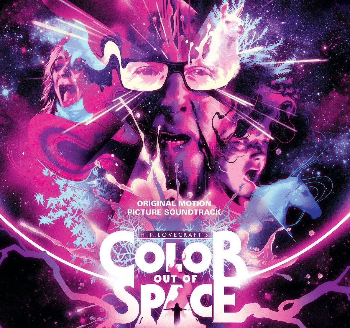 color out of space colin stetson interview soundtrack score vinyl waxwork milan