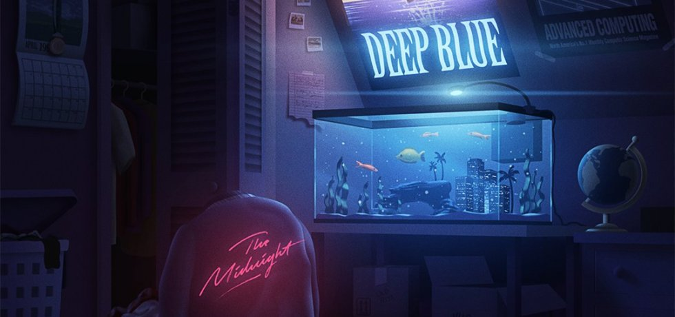 the midnight deep blue review