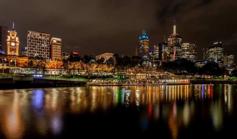 Melbourne (AU), Melbourne City Centre