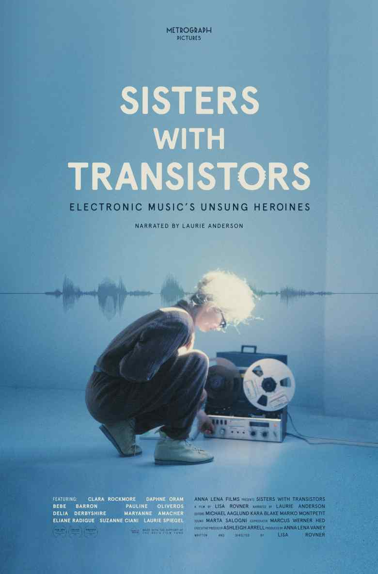 SISTERS WITH TRANSISTORS Poster Metrograph(1)