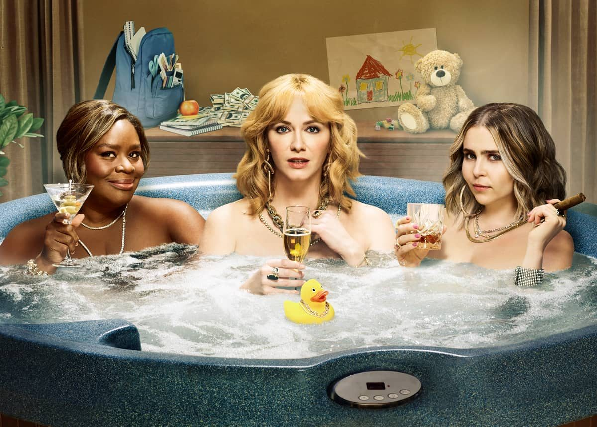 Good Girls soundtrack drum & lace ian hultquist