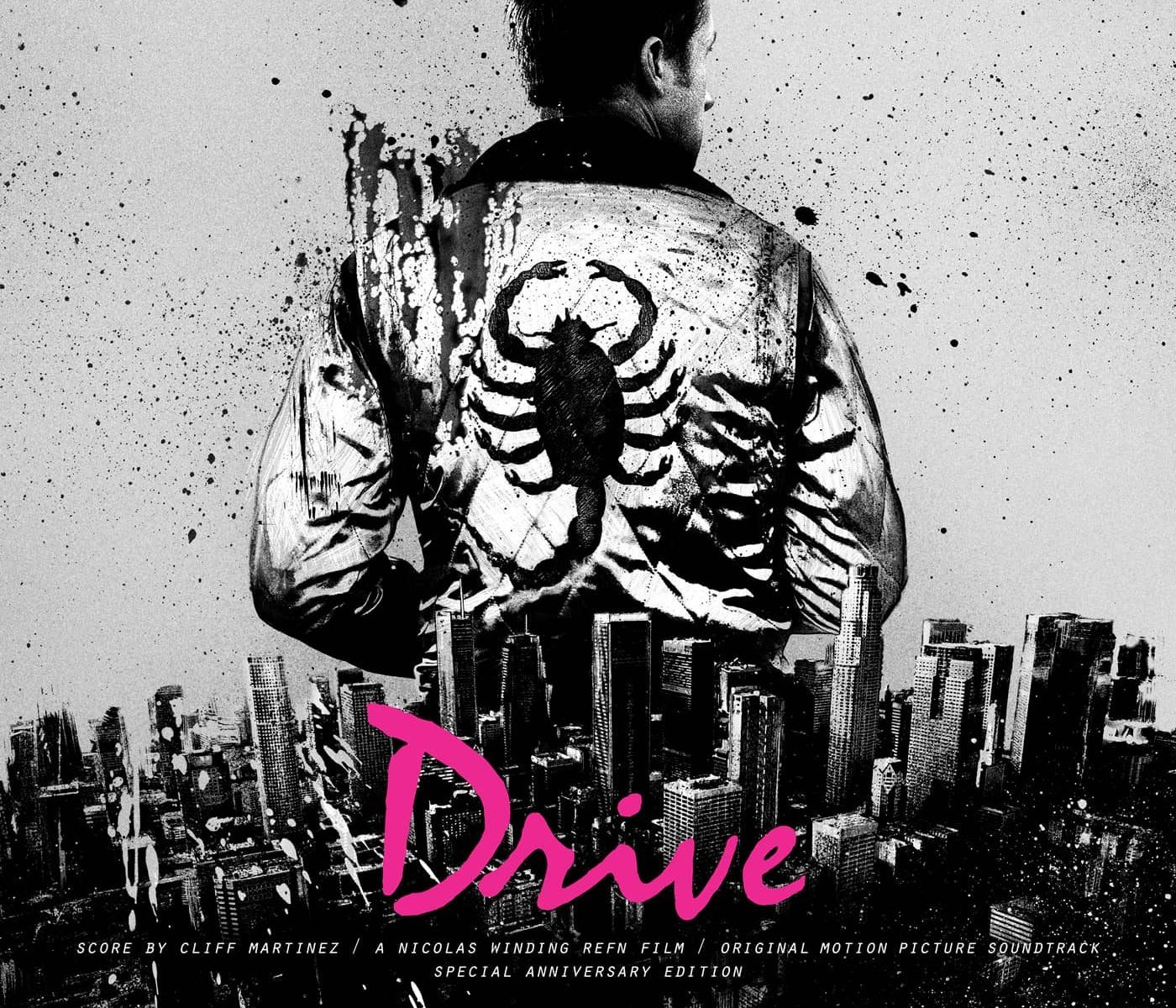 Drive soundtrack vinyl news 10th anniversary variant
