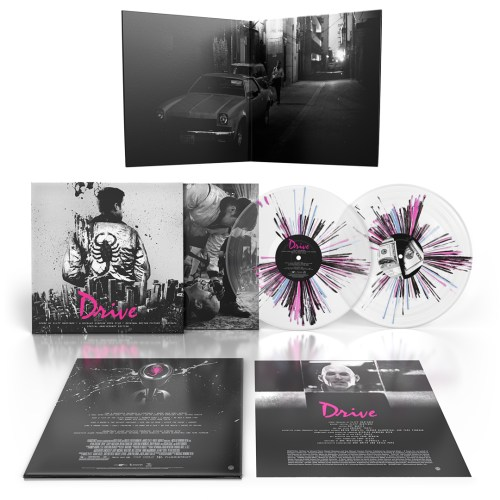 drive 10th anniversary vinyl soundtrack