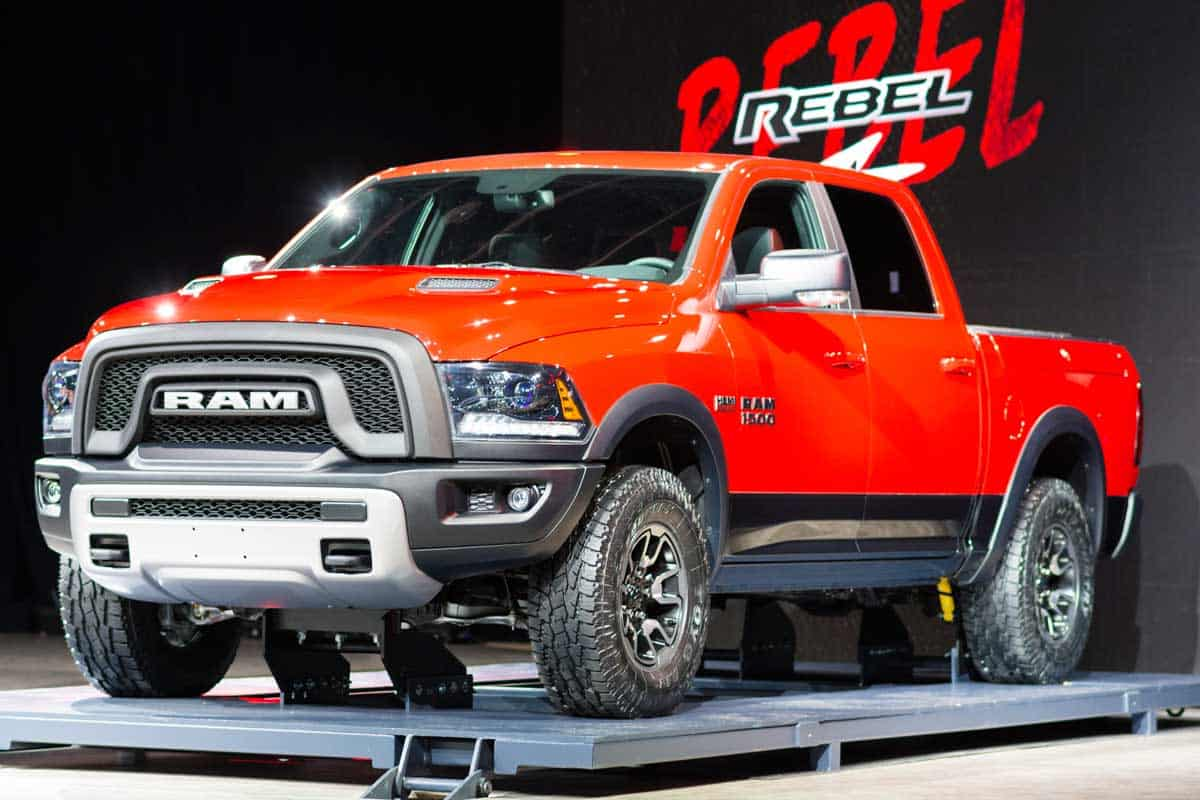 5 Types Of Dodge Trucks You Should Know Ram Pickups