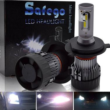 Come scegliere le migliori lampadine H4 a LED auto