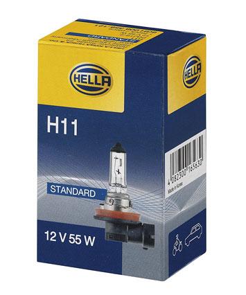 Come scegliere le lampade H11 per auto